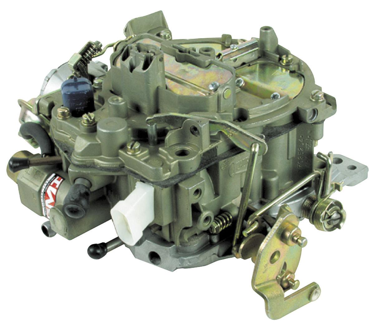 Photo of Carburetor, Stage I & II Electronic Quadrajet Small Block, stage II, 750 CFM