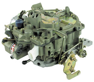 1982-88 Malibu Carburetor, Stage I & II Electronic Quadrajet Small Block, Stage I, 750 CFM