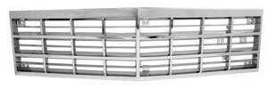 1983-1986 Monte Carlo Grille, Center (1983-86 Monte Carlo) Not for LS or SS, by RESTOPARTS