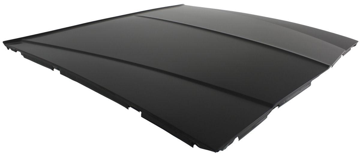 Photo of Hood, Steel (Stock Flat-Style) Monte Carlo