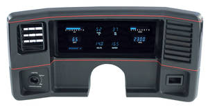1978-88 Malibu Dash Cluster, Monte Carlo Monte Carlo, by Dakota Digital