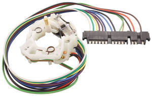1978-88 Turn Signal Switch w/Cornering Lights (El Camino/Monte Carlo)