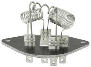 1982-1988 Monte Carlo Blower Motor Resistor (4-Prong)