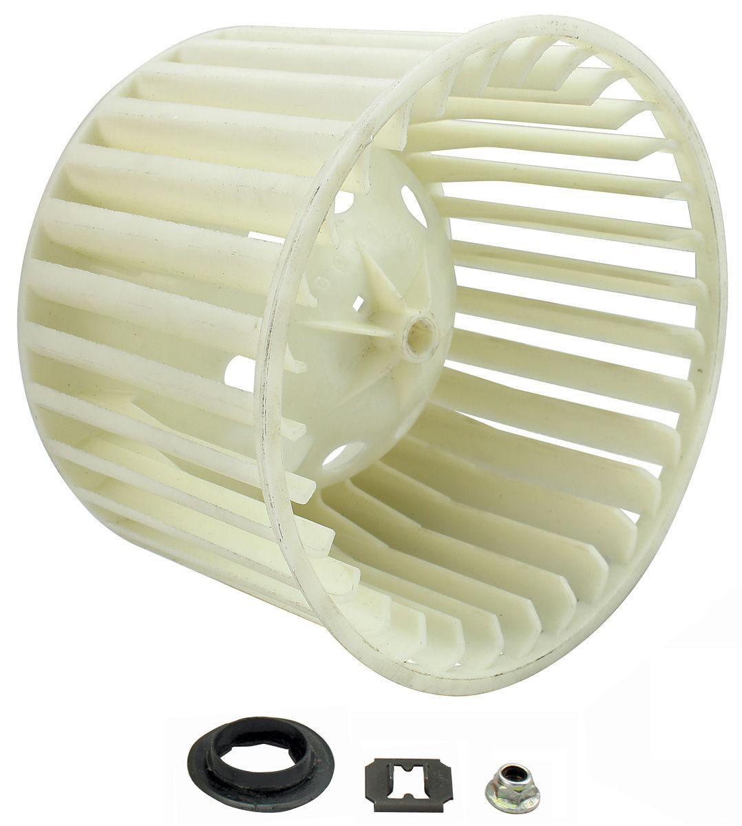 Photo of Blower Motor Fan w/AC, w/o manual control
