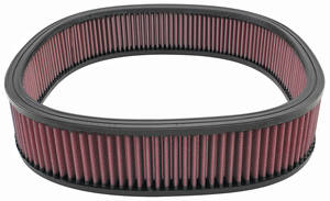 "1964-77 Chevelle Air Cleaner Element, 14"" Triangle"
