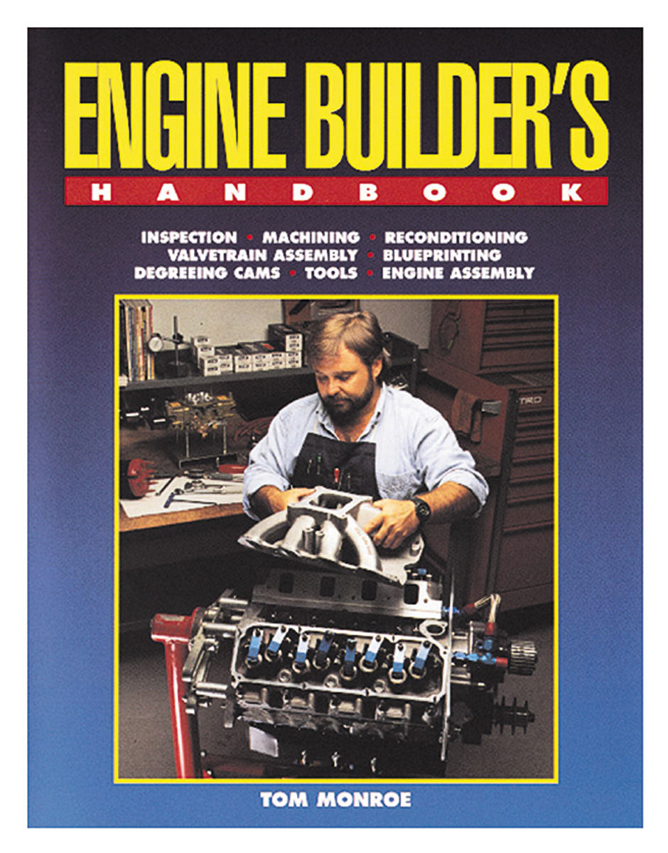 Photo of Engine Builder's Handbook