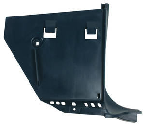 1980-87 Kick Panel, Interior (El Camino w/ECM) Inner