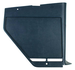 1980-1987 El Camino Kick Panel, Interior (El Camino) Outer