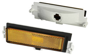 Marker Light, Front Side (1981-88 Monte Carlo), by TRIM PARTS