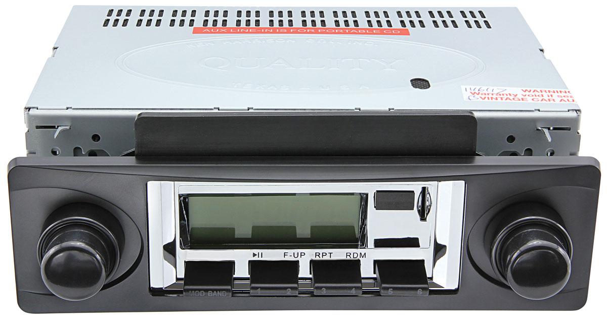 Photo of Stereo, Vintage Car Audio 100 Series, black