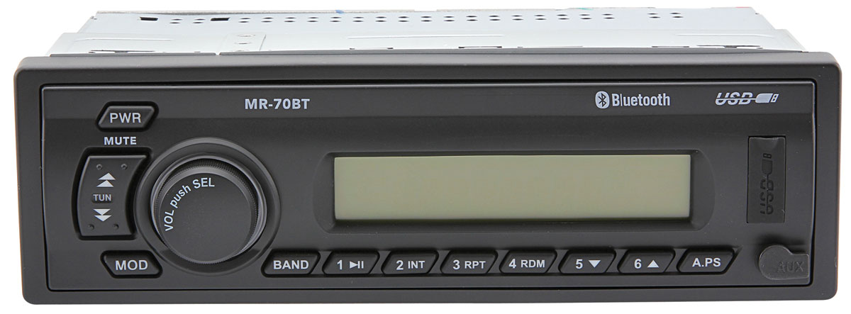 Photo of CD Player (In Dash) standard
