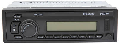 1986-88 El Camino CD Player (In Dash) Standard
