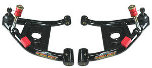 1978-88 Malibu Control Arms, Lower (For Coil-Over Shocks) w/Polyurethane, by Global West