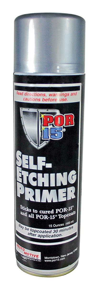 Photo of Self-Etching Primer (Aerosol Can) 15-oz.