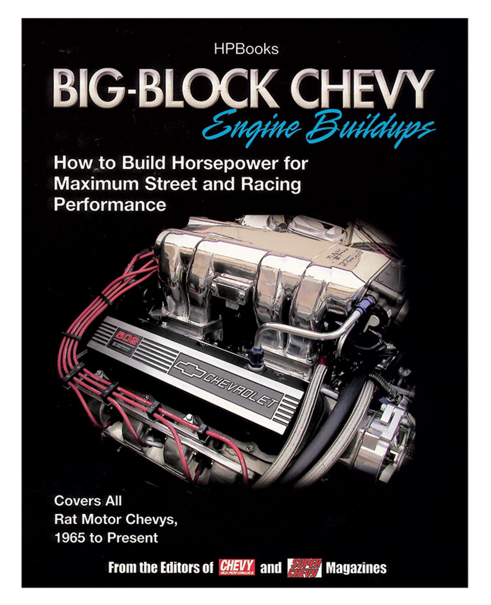 Photo of Big-Block Chevy Engine Buildups