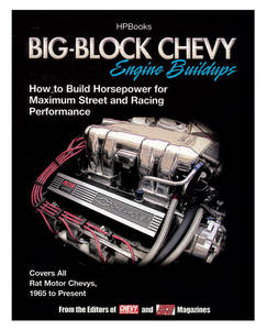 1978-88 El Camino Big-Block Chevy Engine Buildups