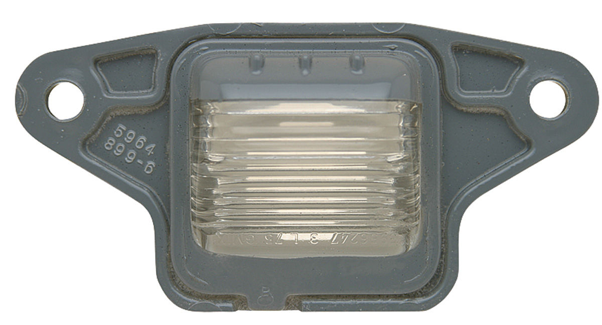 Photo of License Plate Lamp Assembly, 1978-87 El Camino