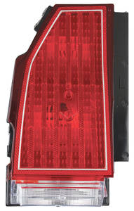 1981-86 Tail Light Assemblies, Monte Carlo Non-Ss w/o Emblem