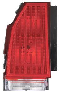 1983-1986 Monte Carlo Tail Light Assemblies, Monte Carlo SS w/o Emblem