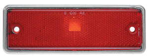 Marker Lamp, Rear (1978-87 El Camino) Red