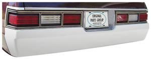 1978-1983 Malibu Roll Pan, Malibu Rear 2-dr./4-dr.