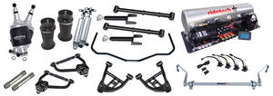 1978-1983 Malibu Air Suspension Kit, Level 3, by RideTech