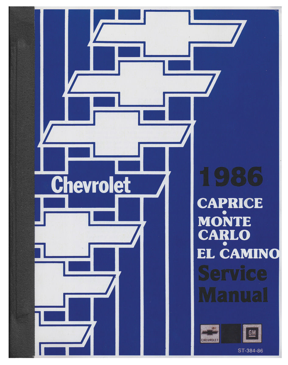 Photo of Chassis Service Manual