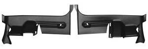 1978-1987 El Camino Trim Panels, Interior Rear (El Camino)