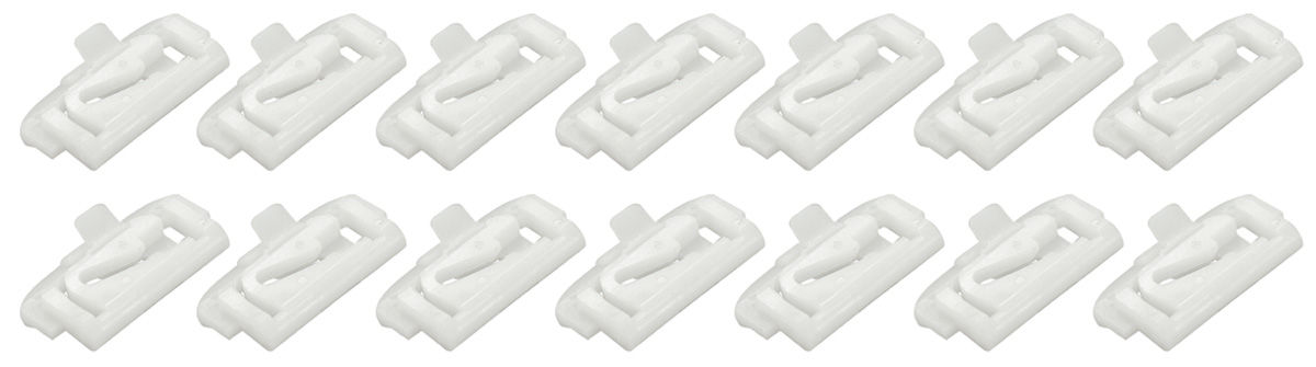 Photo of Window Reveal Molding Clips, Front front (14-piece)