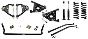 1978-1983 Malibu Suspension Speed 1 Kit, Front Small Block/LSX, by Detroit Speed