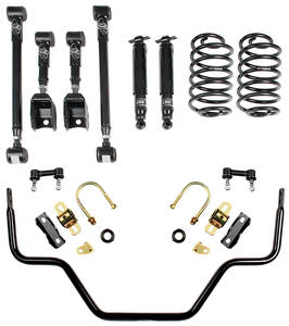 1978-88 Malibu Suspension Speed 2 Kit, Rear, by Detroit Speed