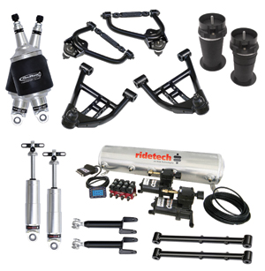 1978-1988 Monte Carlo Air Suspension Kit, Level 2, by RideTech