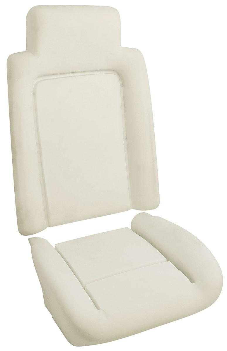 Photo of Seat Foam, Bucket - High Back