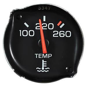 1979-85 Monte Carlo Gauge (Reproduction) Temperature Gauge (OE# 8993605)
