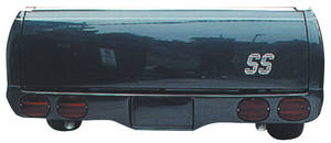1978-1987 El Camino Tail Light Lenses, ZR-1