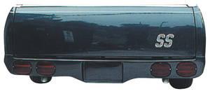 1978-87 El Camino Tail Light Lenses, ZR-1