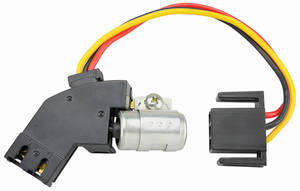 "1978-1988 Monte Carlo Ignition Module To Coil Harness (HEI) 6.75"" Wires, by Lectric Limited"