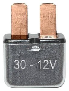 1980-81 Malibu Circuit Breaker, Power Accessory 30-Amp
