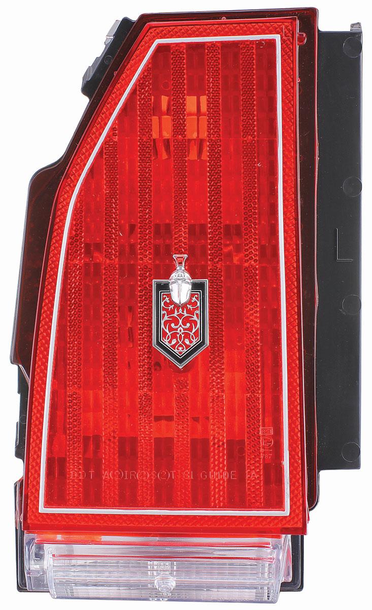 Photo of Tail Light Assemblies, Monte Carlo Non-Ss w/emblem