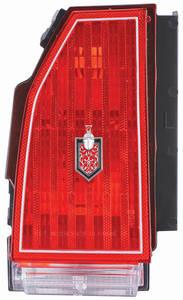 1981-86 Tail Light Assemblies, Monte Carlo Non-Ss w/Emblem