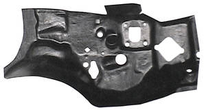 1978-88 El Camino Firewall Insulation Pad, Molded