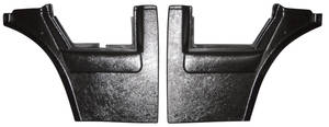1978-1988 Quarter Panel Trim, Rear Lower Monte Carlo