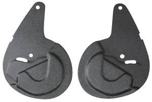 1982-88 Monte Carlo Seat Hinge Covers & Protectors (Bucket) Hinge Protectors, 2-Piece