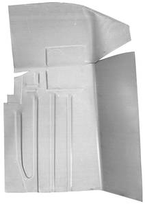 1978-88 El Camino Floor Pan (Quarter Sections) Front