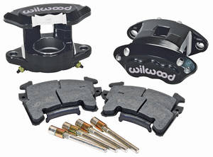 1978-88 Monte Carlo Brake Caliper Kits, D154 Front, by Wilwood