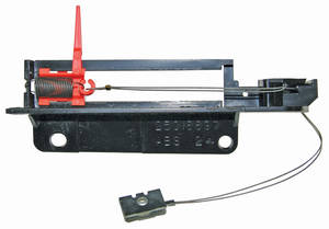 1978-79 Malibu Shift Indicator, Automatic w/Gauges - Red Pointer