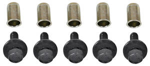 Cargo Tie-Down Hardware Kit, 1978-87 El Camino