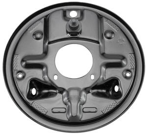 1978-88 Malibu Brake Backing Plates, Rear Drum