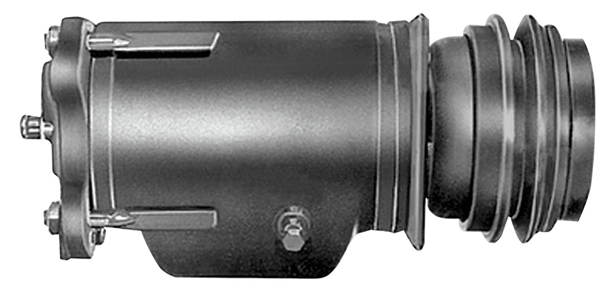 """Photo of Air Conditioning Compressor A6 Style 5"""" pulley"""