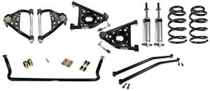 1978-88 Malibu Suspension Speed 2 Kit, Front, by Detroit Speed